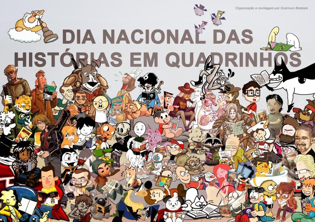 Dia nacional das Histórias em Quadrinhos